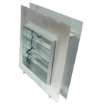 Type A - Fire Curtain Frame